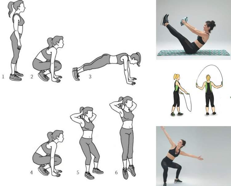 4 exercícios para chapar a barriga e definir o corpo todo