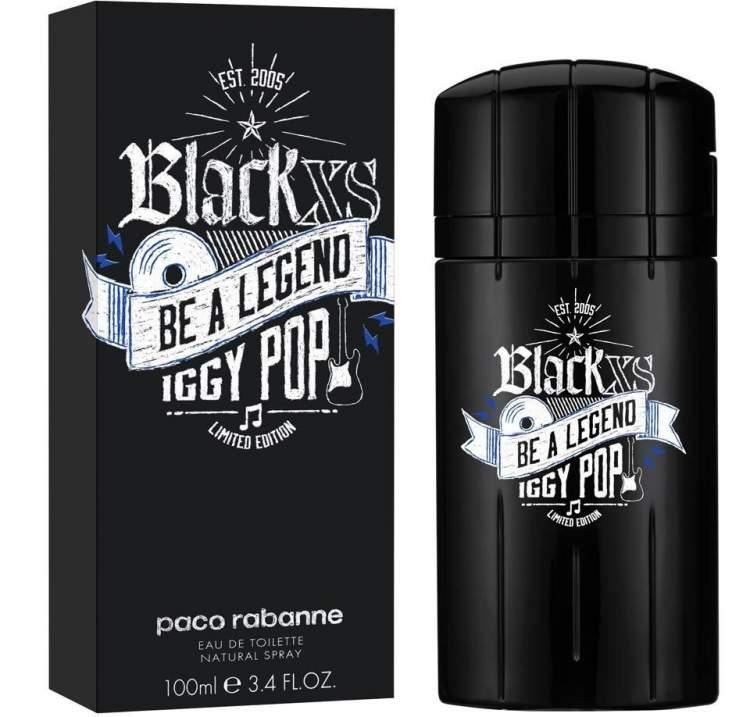 Black XS de Paco Rabanne é um dos Perfumes que enlouquecem os homens