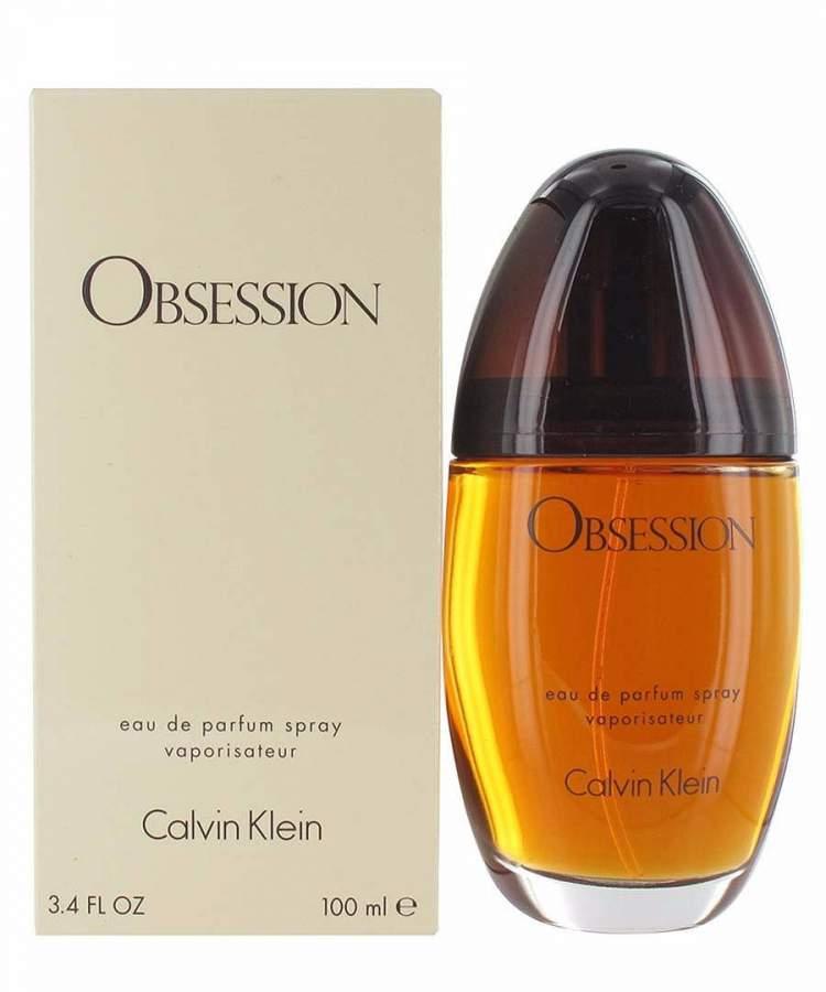 Calvin Klein Obsession é um dos perfumes femininos mais sedutores do mundo