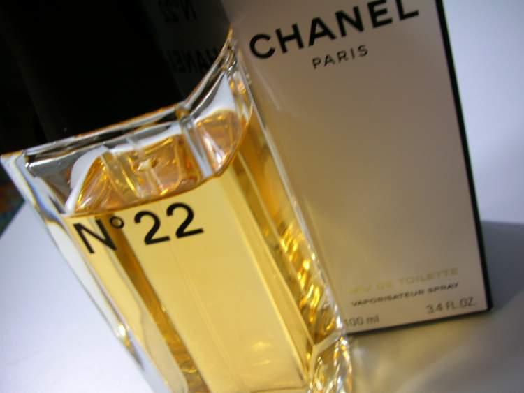 Chanel Les Exclusifs n°22 é um dos perfumes femininos mais sedutores do mundo