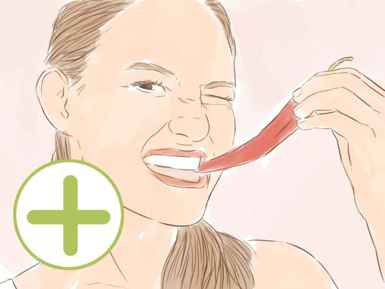 Comida com temperos fortes ajuda a desentupir o nariz