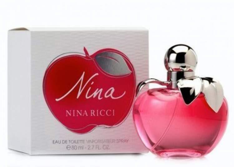 Nina Ricci, Nina Ricci é um dos os 7 perfumes femininos que mais chamam atenção