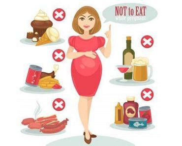 Conheça os 16 alimentos proibidos para mulheres grávidas