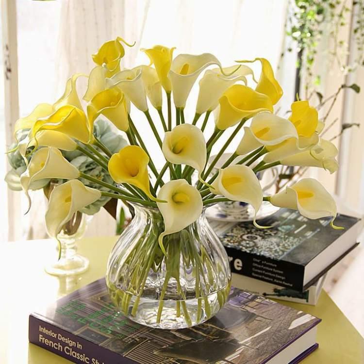 Dicas para decorar uma casa com flores