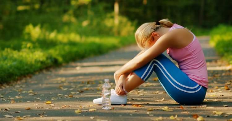 Relaxar demais depois de correr no frio é errado