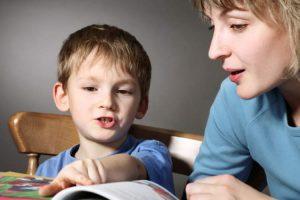 Filho herda a inteligência da mãe