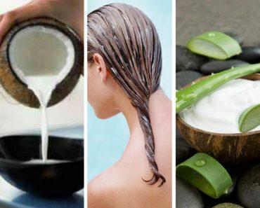 Receita caseira para combater a queda de cabelo