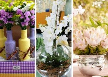 Veja como decorar sua casa com flores