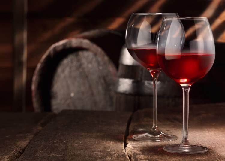 Vinho é um dos alimentos que são melhores do que você imagina