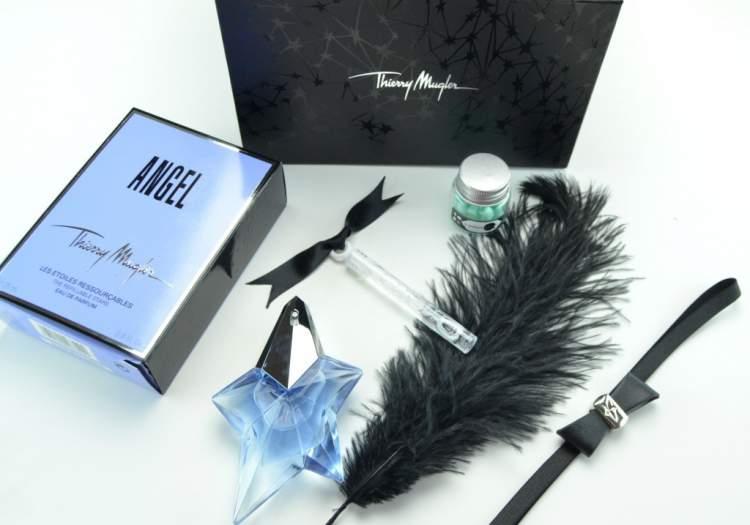 Angel EDP de Thierry Mugler perfumes femininos com notas de chocolate que irão te deixar cheirosa e sexy