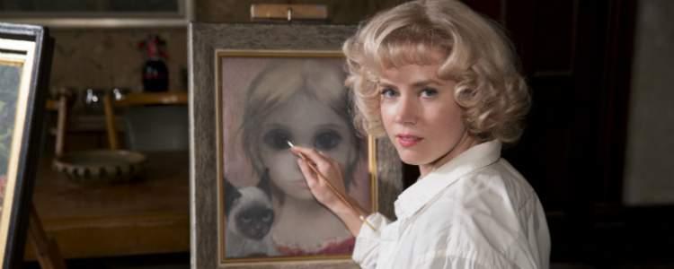 Grandes Olhos é um dos filmes adicionados recentemente na Netflix que valem 5 estrelas