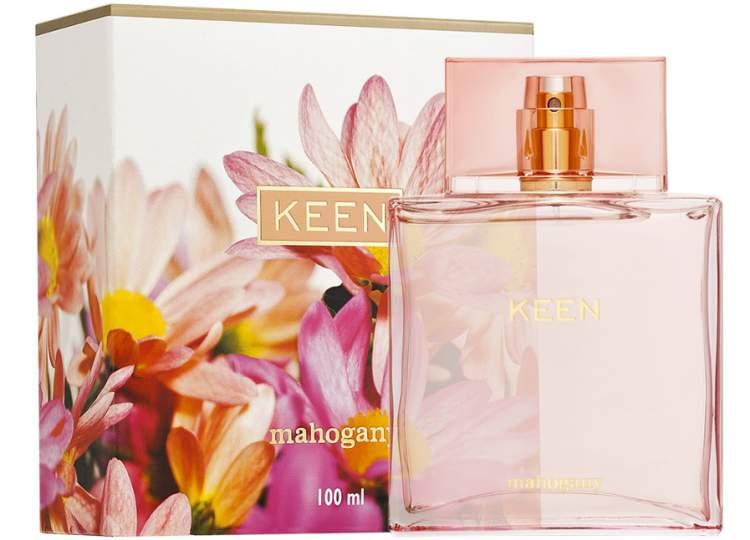 Keen de Mahogany é um dos perfumes femininos com notas de chocolate que irão te deixar cheirosa e sexy
