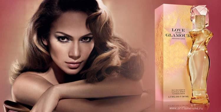 Love and Glamour Jennifer Lopez é um dos perfumes florais que fazem as mulheres se sentirem poderosas