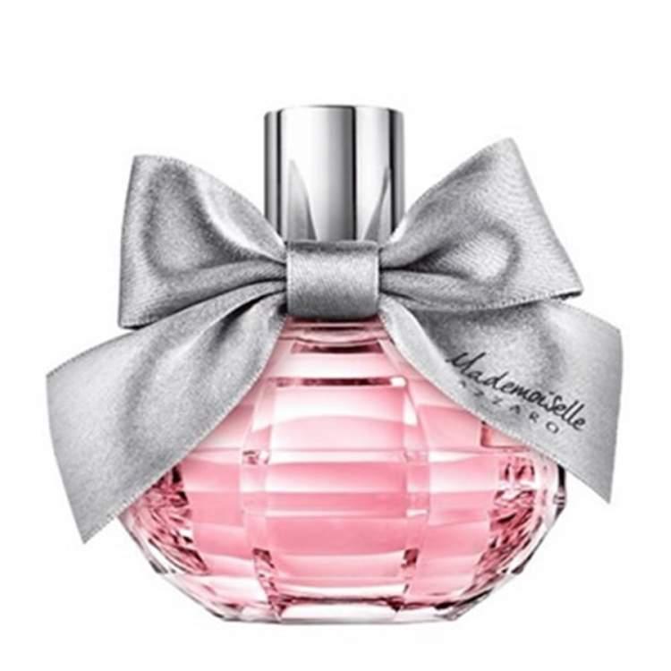 Mademoiselle Azzaro é um dos perfumes com frascos mais bonitos