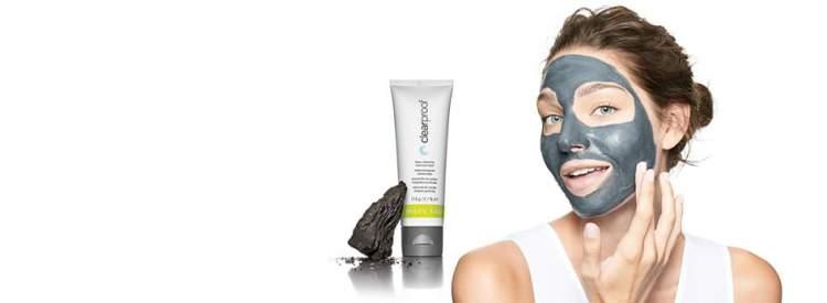Máscara Detox ClearProof da Mary Kay é um dos lançamentos de produtos de beleza em agosto