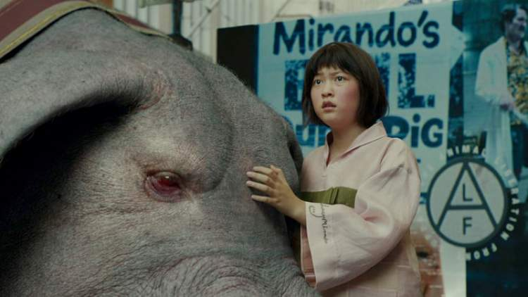 Okja é um dos filmes adicionados recentemente na Netflix que valem 5 estrelas