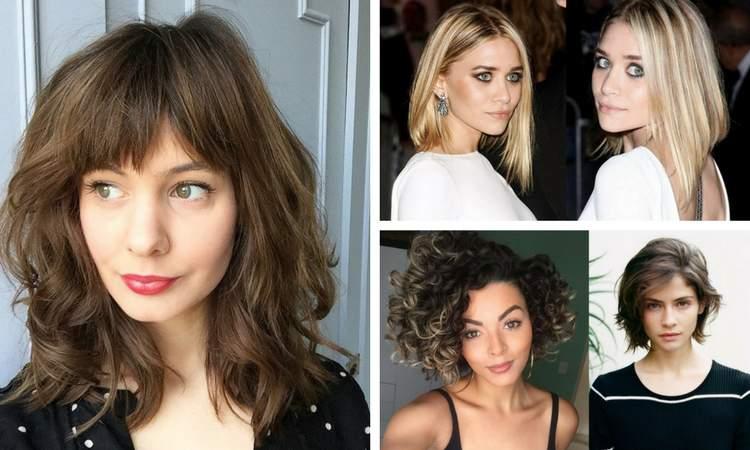 Tendências em cortes de cabelo 2018