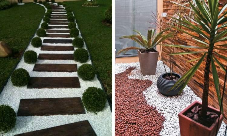 Como decorar a entrada da casa com jardim de inverno