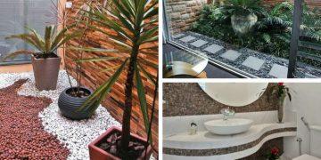 Inspirações para decorar sua casa com jardim de inverno