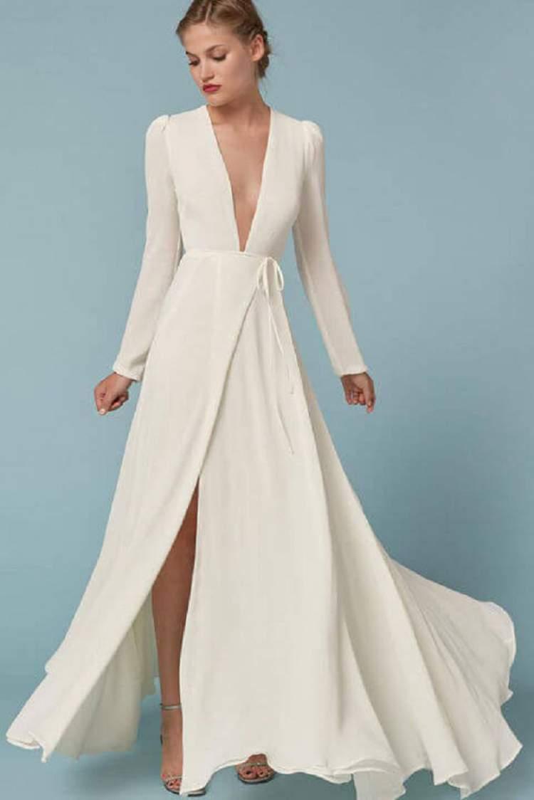 O que vestir para um casamento diurno de acordo com o clima