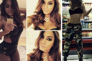 Os looks da Anitta que quebraram a Internet