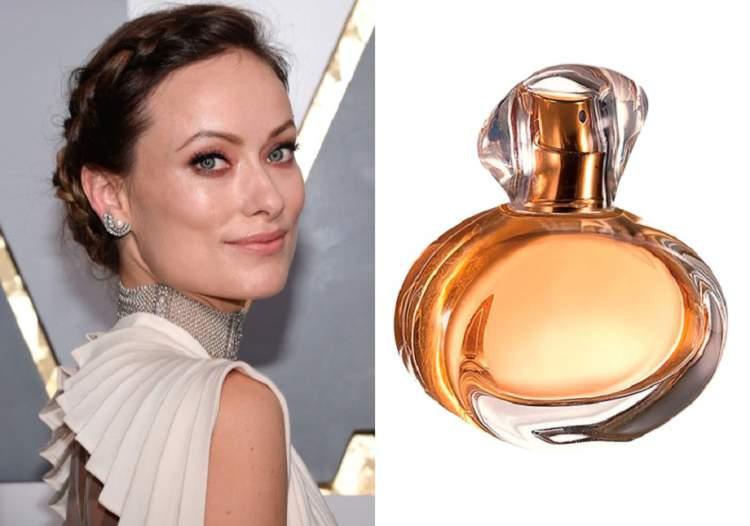 Perfume favorito de Olivia Wilde