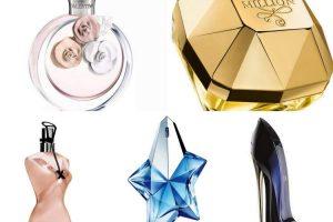 Perfumes lindos para colecionar