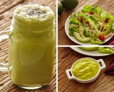 Conheça 3 receitas de abacate para secar a barriga