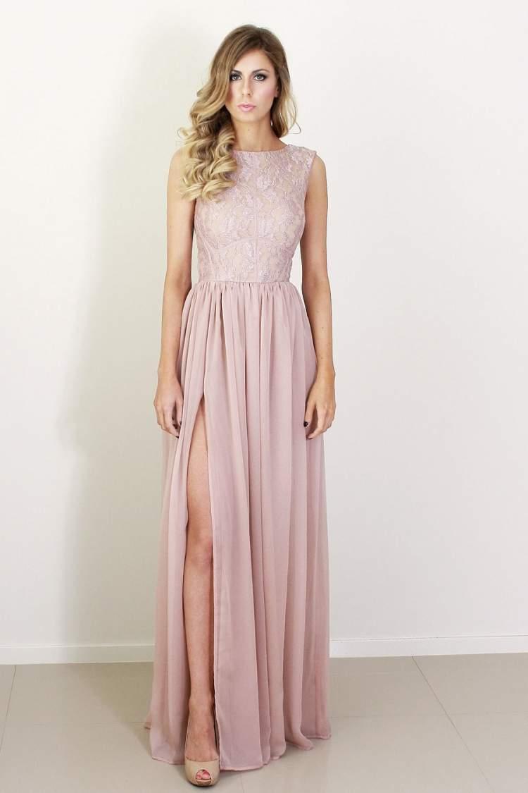 Sugestão de vestido para usar em casamento diurno iniciado a tarde