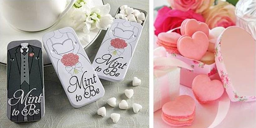 Balinhas personalizadas entre as tendências em lembrancinhas de casamento