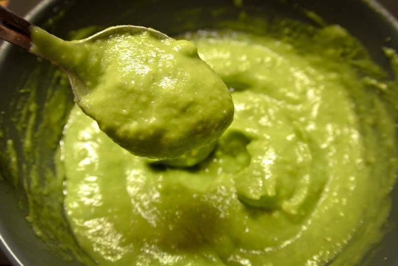 Creme caseiro de abacate para estrias