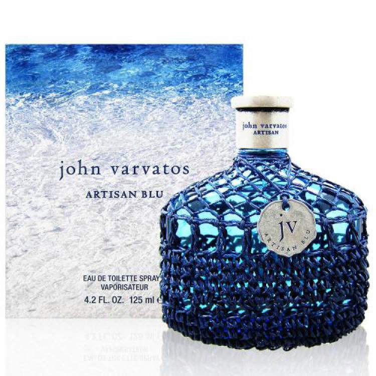 John Varvatos Artisan Blu é um dos melhores perfumes de 2017