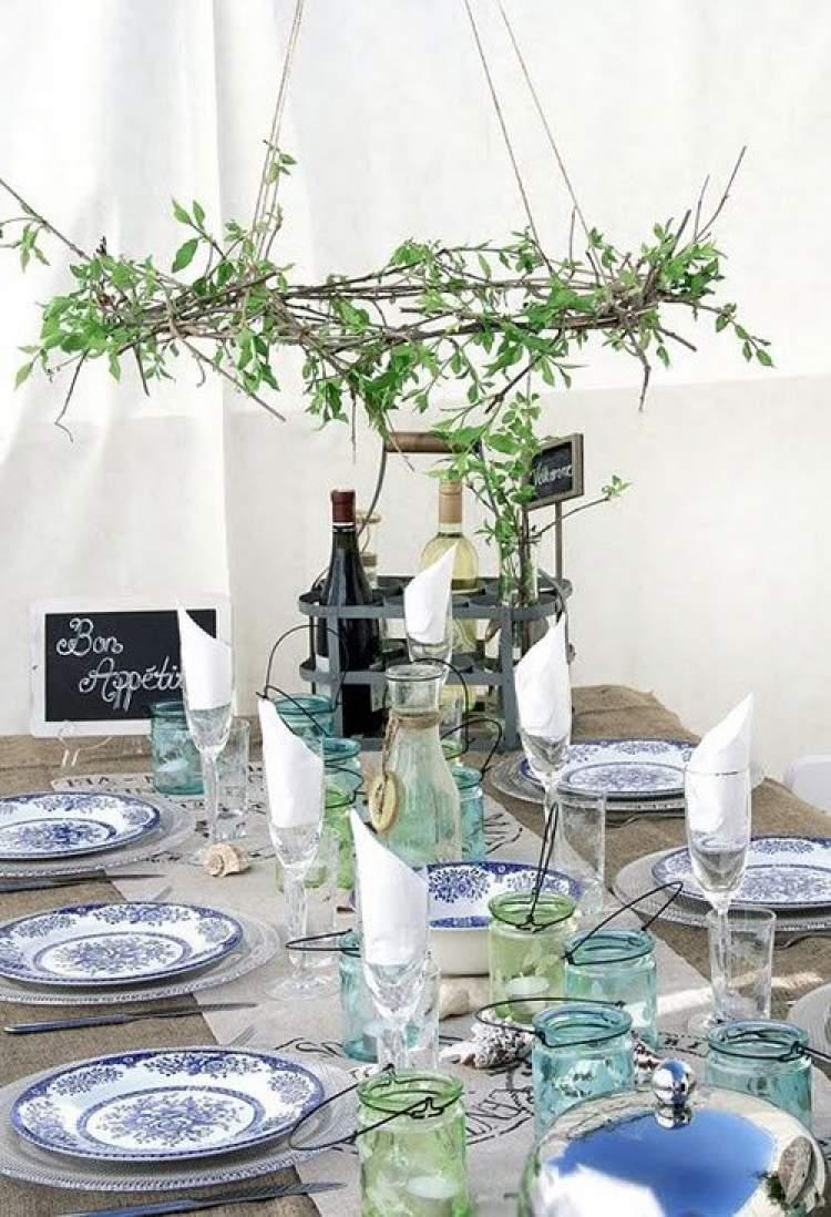 Como inserir folhagens na decoração de casamento