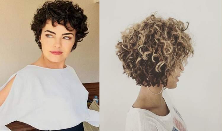 Curto repicado é um dos cortes de cabelo para ficar elegante sem esforço