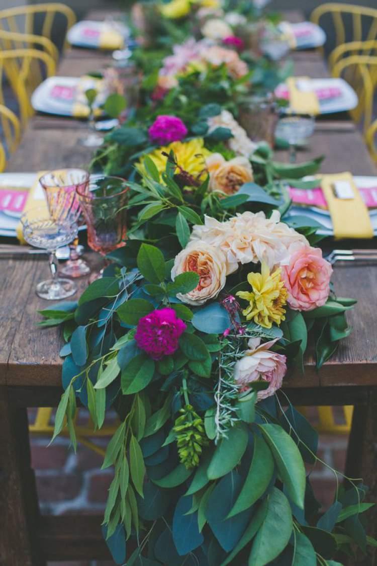Dicas para decorar uma mesa de casamento
