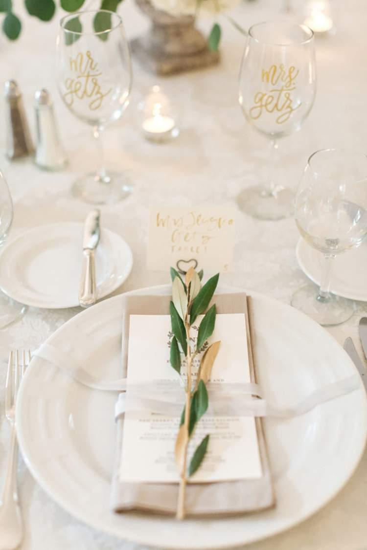 Dicas para fazer uma decoração de casamento criativa