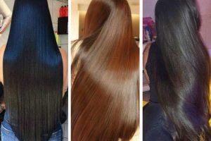 6 maneiras de manter o cabelo liso sem química, secador ou chapinha 1