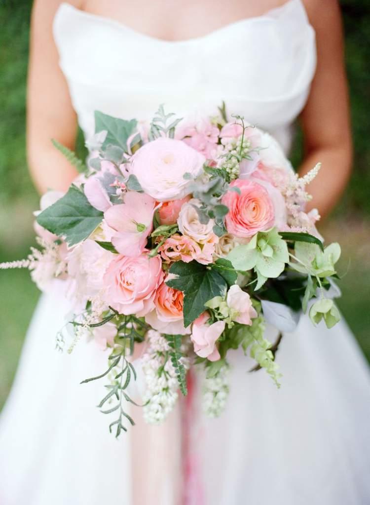 Lisianthus é uma das flores para buquês e arranjos
