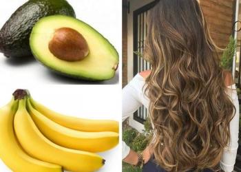 Melhores receitas caseiras para hidratar os cabelos com frutas