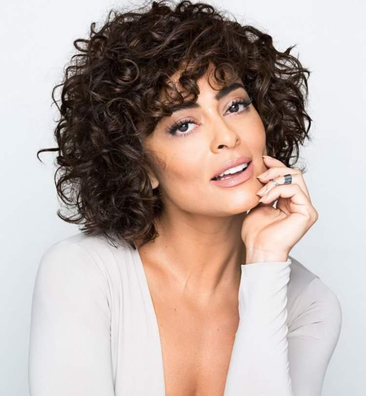 Morena cabelo afro cheio - 1 part 5