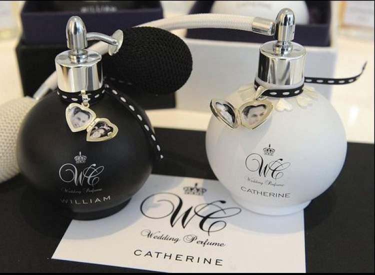Perfume para dar como lembrancinha de casamento
