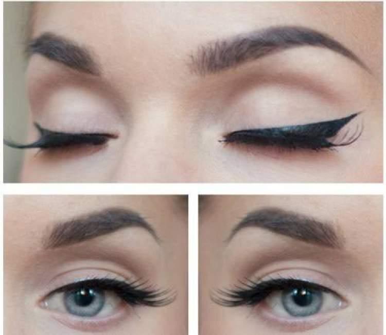 Uma das dicas de maquiagem para quem tem pálpebras caídas é usar o primer para sombra