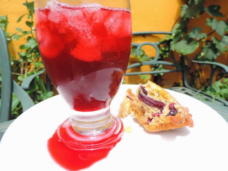 Suco de Jamaica ajuda a eliminar gordura em pouco tempo