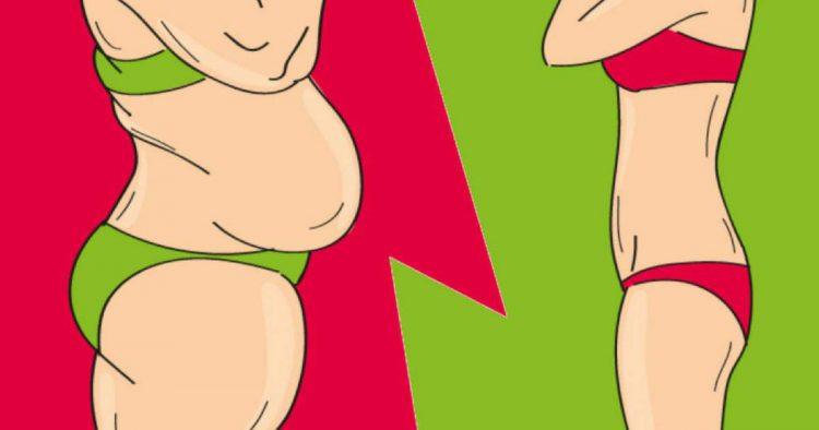 Truques para perder barriga e queimar gordura localizada rápido