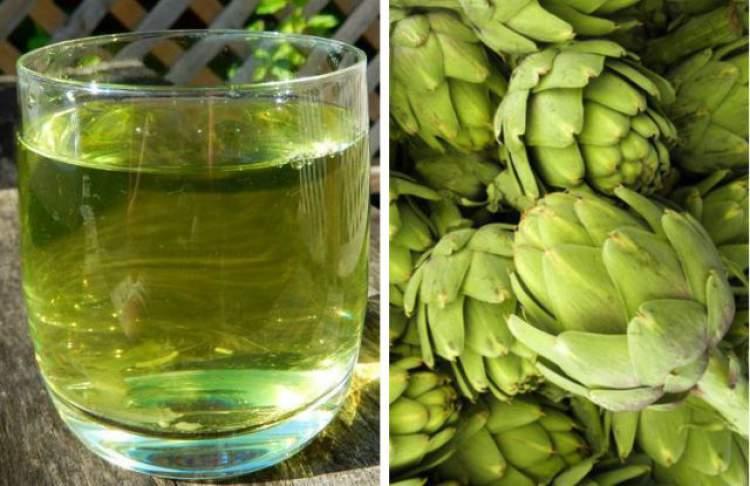 Água de alcachofra ajuda a eliminar gordura em pouco tempo