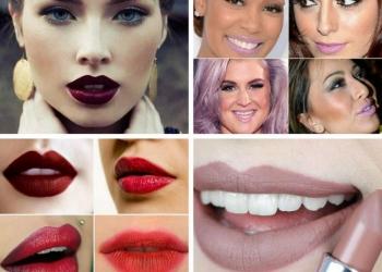 Batons que deixam os dentes mais claros