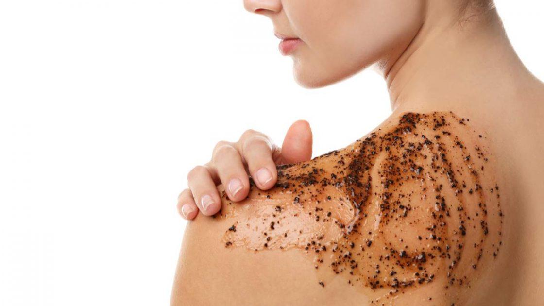 Esfoliar a pele com produtos caseiros