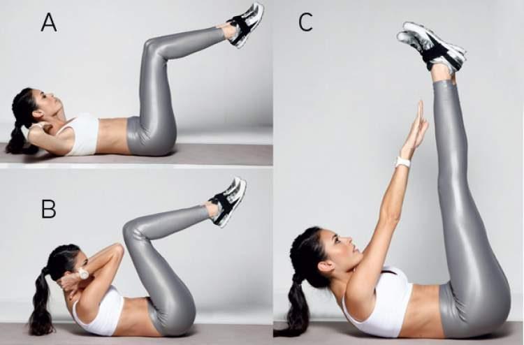 Exercícios para queimar gordura abdominal e secar barriga
