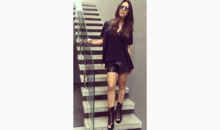 Look da Mariana Rios no estilo Instagirl