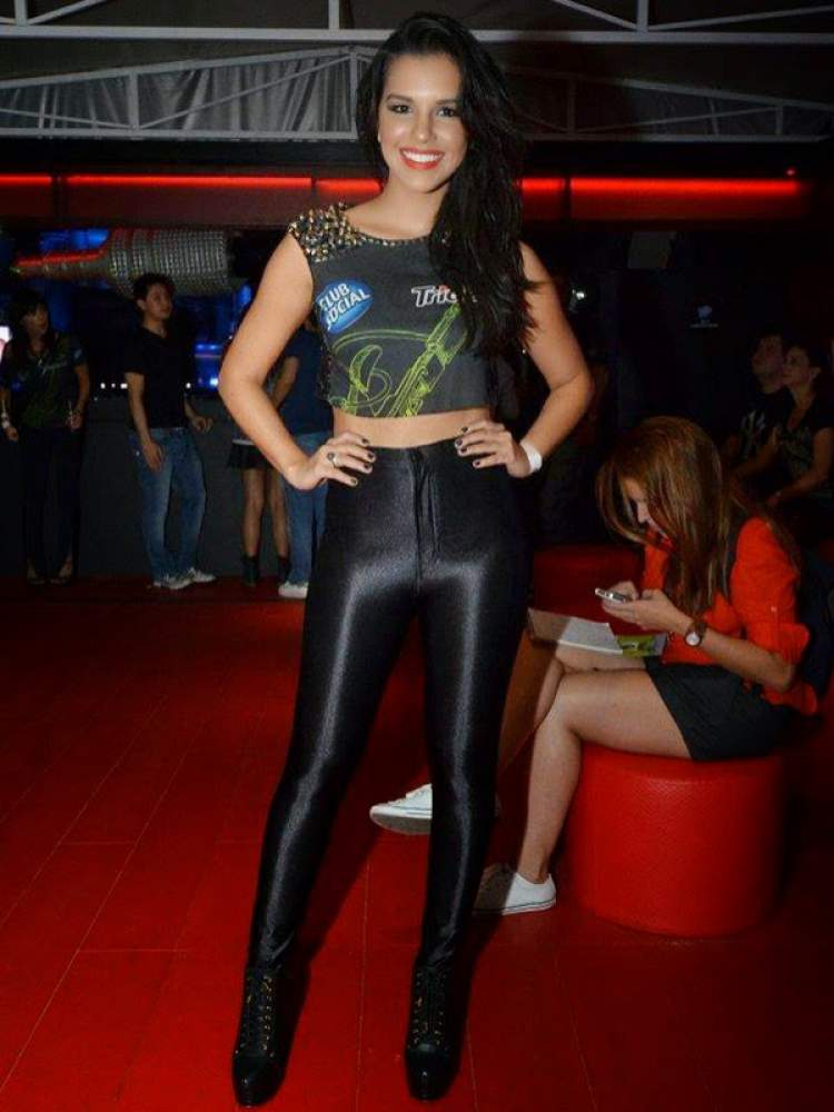 Look lacrador de Mariana Rios